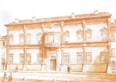 Palazzo Roverella Ferrara