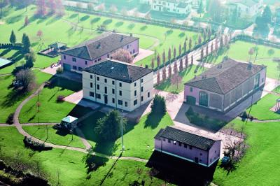 Villa Corazza - ora Levantini - Regesto