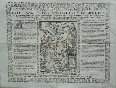 Annunciazione di Carlo, Gabriele e Benedetto Caliari