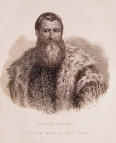 Un libro prezioso  Poliedri  Daniel Barbaro